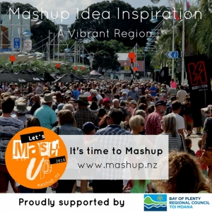 Mashup Idea Inspiration: A Vibrant Region